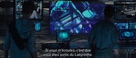 """Le Labyrinthe : La Terre Brûlée (2015) - Extrait """"Retour dans le Labyrinthe"""" [VOST-HD]"""