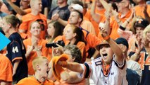 Syracuse University Ditches Kiss Cam Over Sexual Harassment Fears