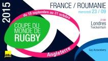 """Face à la Roumanie, """"il faudra être sérieux"""" Guy Accoceberry, consultant rugby de France Info"""