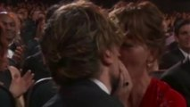 Peter Dinklage may have spit his gum into his wife's mouth before accepting Emmy
