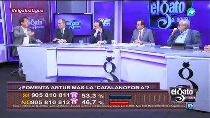 'De las elecciones catalanas, va a salir un golpe de estado'