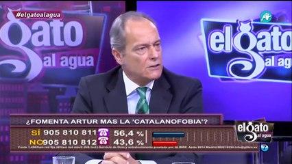 'Pedro Sánchez es un dependiente de la sección de fajas de señora'