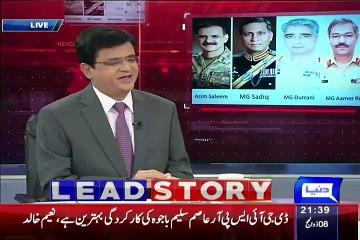 Kamran Khan Kay Sath - 22nd September 2015