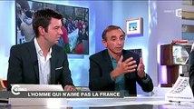 Mazarine Pingeot tacle Eric Zemmour