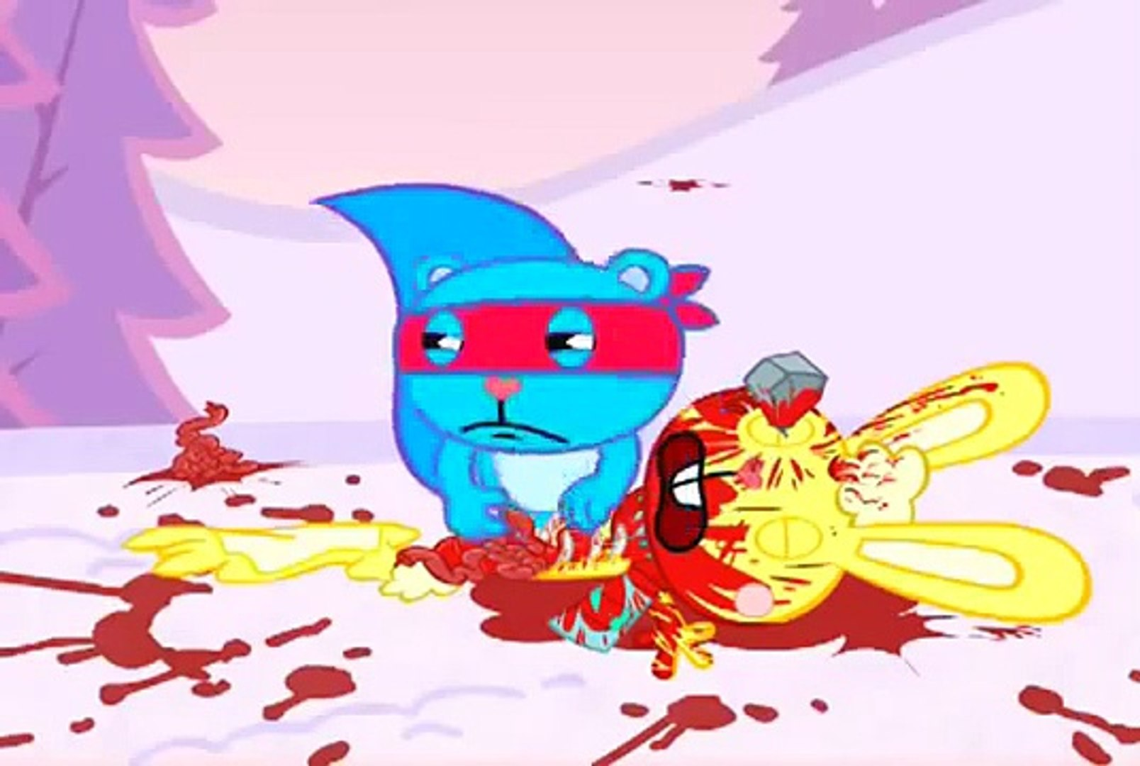 Happy Tree Friends Episode 1 Tv Series Video Dailymotion