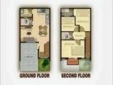 Townhouse Plans  Townhouse Floor Plans -- The House Plans Shop