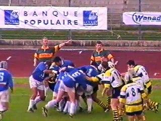 FC Oloron 29 Albi 23 25/032001 Promotion Nationale