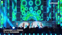 [K-POP] KARA - Cupid + Mamma Mia (Hallyu Dream Festival 20150920) (HD)