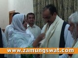District Nazim Swat Muhammad ali Sha, Nazim Irshad Khan