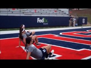 2013 Softball Conditioning Challenge