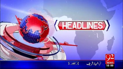 Headlines - 10 : 00AM - 24 -Sep- 15 - 93NewsHD