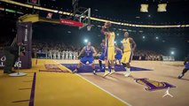 NBA 2K15 PS4 1080p HD Mejores jugadas Los Angeles Lakers-New York Nicks