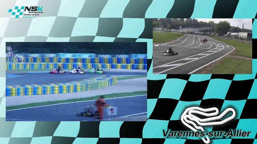 Course nationale FINALE - NSK Varennes