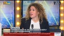 Happy Boulot: Comment changer de boulot sans changer de boîte? – 23/09