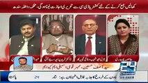 Gen (R) Amjad Shoaib Ne MQM Ke Asif Hasnain Ko Karachi Ke Haal Par Zabardast Chi