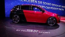 Franfort 2015 : Peugeot 308 GTi