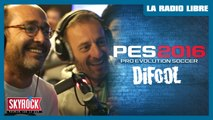 Soirée PES 2016 en exclu avec nos auditeurs et toute l'équipe - Radio Libre de Difool