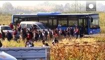 Európai Unió: Egyre magasabb fokozatban a menekültválság kezelése