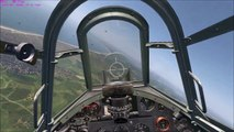 Flying IL-2 Cliffs of Dover combat flight simulator (First LL Post)