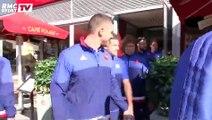 Rugby / Coupe du Monde : La balade des Bleus dans Londres
