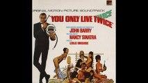 Musique de Film James Bond - Nancy Sinatra - You Only Live Twice