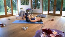 Yoga-24 - Yoga and Pilates for Beginners - Toning the abdominals and shaping the waist