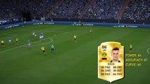 FIFA 16 : Les meilleurs tireurs de coup franc