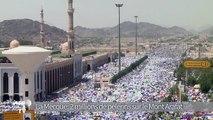 Arabie: deux millions de pèlerins affluent sur le Mont Arafat