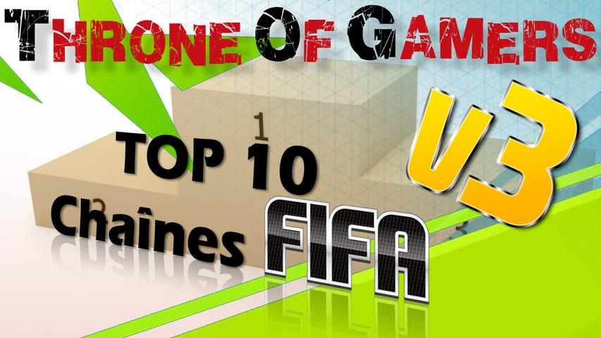 TOP 10 FIFA: Bienvenue sur FIFA 16 !