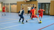 Un premier tournoi réussi pour le RFC Tournai homeless