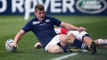 Match highlights: Scotland v Japan