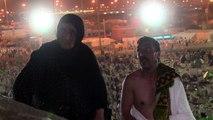 Arabie saoudite: les pèlerins sur le Mont Arafat, moment fort du hajj