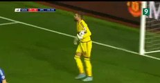 Manchester United Big Chance to Score - Manchester United vs Ipswich - England League Cup - 23.09.2015