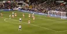 Tottenham Goal Disallowed - Tottenham vs Arsenal - England League Cup - 23.09.2015