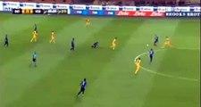 Jacopo Sala Amazing Shot hits the Post - Inter vs Hellas Verona - Serie A - 23.09.2015
