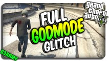 FULL GODMODE Glitch GTA 5 Online (After Patch 1.29) (GTA 5 Glitches)
