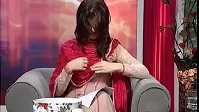Shocking Videos: See What Happen Behind the Camera in Morning Shows
