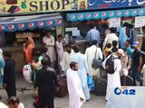 Niazi Bus terminal and Yadagar Bus terminal condition on eid