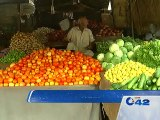 Vegetables, fruits' prices mount up unchecked ahead of Eid-ul-Azha