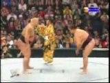 WWE Big Show vs. Akebono (Sumo Match)