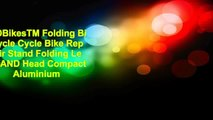 BDBikesTM Folding Bicycle Cycle Bike Repair Stand  Folding Legs AND Head  Compact