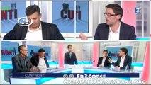 #Corse Cunfronti avec Petr'Antò Tomasi de Corsica Libera