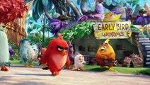 Angry Birds adapté au cinéma - Bande annonce angry birds