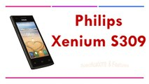 Philips Xenium S309 Specifications & Features