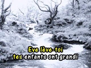 KARAOKE JULIE PIETRI - Eve lève toi - vidéo Dailymotion
