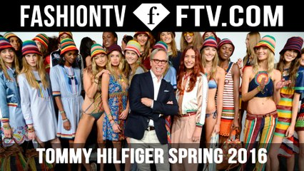 Highlights from Tommy Hilfiger Spring '16 NYFW | FTV.com