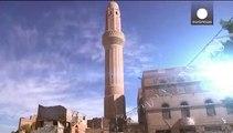 تعدادی کشته بر اثر حمله انتحاری در مسجد شیعیان حوثی در صنعا