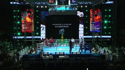 APB World Title Match 49KG Ding vs Tharumaligam