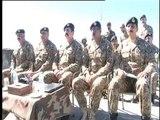 Pakistan Army Chief General Raheel Sharif, visited forward locations on LOC