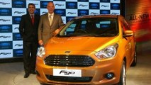 New Ford Figo Launched in India; Prices Start at Rs. 4.29 Lakh